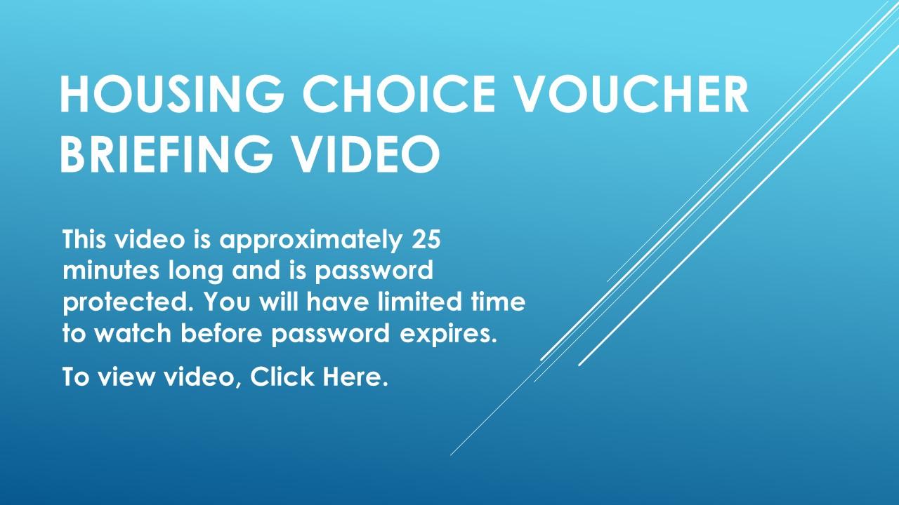 Housing Choice Voucher2